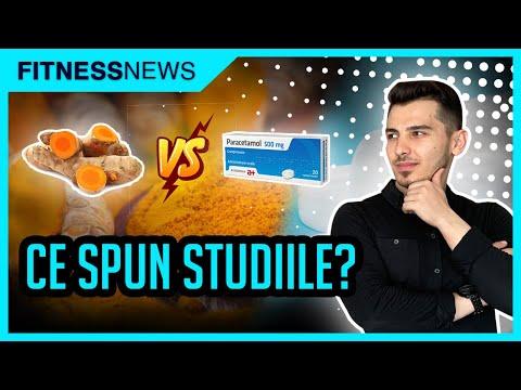 Cat trebuie Sa ne Antrenam pentru a ne Mentine? | Turmeric vs Paracetamol | Fitness News