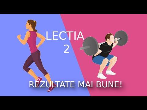 Curs 2 – care este cel mai eficient antrenament?