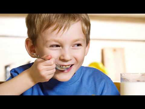 Gustarile dintre mese la copii