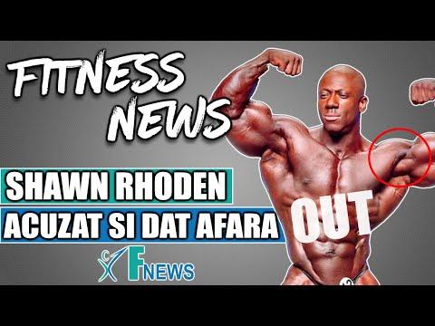 Shawn Rhoden Acuzat | Tatuaje care arata Glucoza | Fitness News