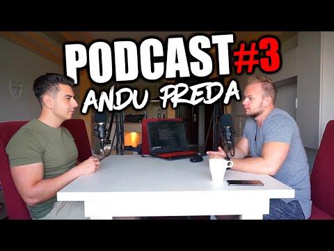 Stiinta din Spatele Fitness-ului cu Andu Preda | Podcast #3
