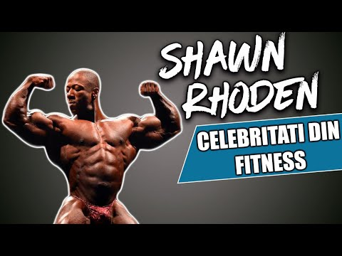 Shawn Rhoden | Celebritati din Fitness #40