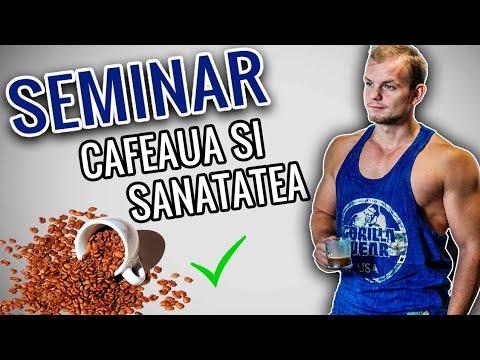 Cafeaua Este SANATOASA? | Seminar