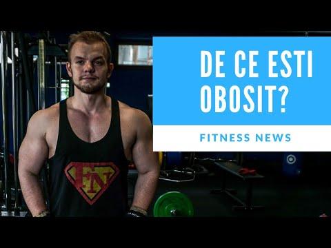De ce Esti tot Timpul OBOSIT? | Fitness News