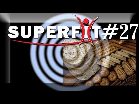 Emisiunea Superfit #27 – importanta carbohidratilor pentru sportivi si in curele de slabire