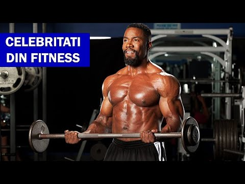 Michael Jai White   Celebritati din Fitness #38