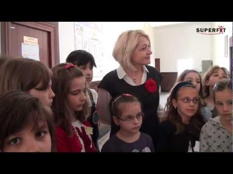Scoala altfel – impresii dupa seminarul de nutritie pentru copii