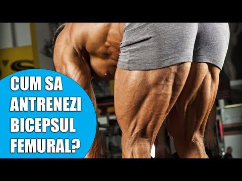 Cum sa Antrenezi Bicepsul Femural?